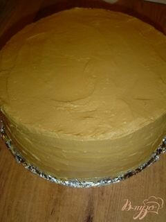"""«Торт """"Нежность""""» - приготовления блюда - шаг 13"""
