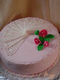 """«Торт """"Нежность""""» - приготовления блюда - шаг 16"""
