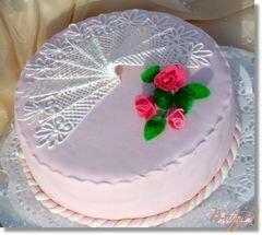 """«Торт """"Нежность""""» - приготовления блюда - шаг 17"""