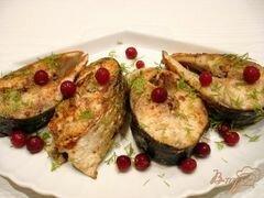«Пеленгас жареный» - приготовления блюда - шаг 6
