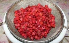 «Варенье из лесной малины» - приготовления блюда - шаг 2
