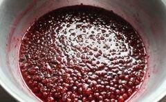 «Варенье из лесной малины» - приготовления блюда - шаг 9