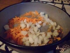 """«""""Ленивое"""" жаркое с лесными грибами» - приготовления блюда - шаг 2"""