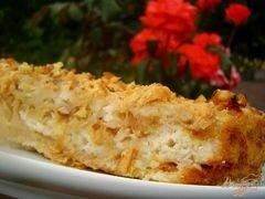 «Яблочный пирог болгарский» - приготовления блюда - шаг 10