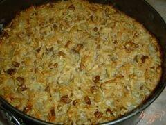 «Яблочный пирог болгарский» - приготовления блюда - шаг 8