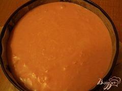 «Торт–мороженое с меренгой и фруктами» - приготовления блюда - шаг 11