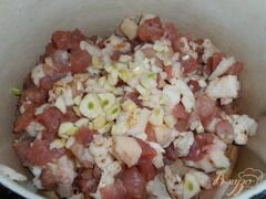 «Домашняя колбаса» - приготовления блюда - шаг 2