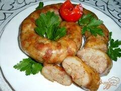 «Домашняя колбаса» - приготовления блюда - шаг 5