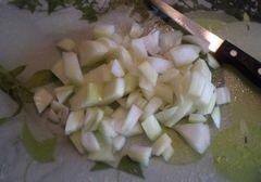 «Картофель с грибами» - приготовления блюда - шаг 2