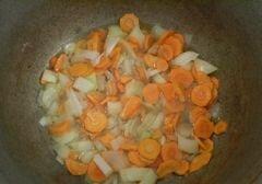 «Картофель с грибами» - приготовления блюда - шаг 4