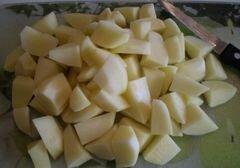 «Картофель с грибами» - приготовления блюда - шаг 7