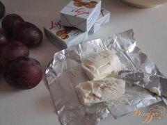 «Виноградные шарики» - приготовления блюда - шаг 1