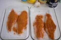 «Жареный Сом» - приготовления блюда - шаг 1