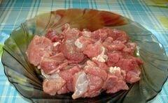 «Вкуснейший горяченький свекльник» - приготовления блюда - шаг 1
