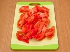 «Гаспачо» - приготовления блюда - шаг 3