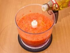 «Гаспачо» - приготовления блюда - шаг 8