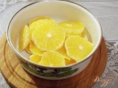 «Апельсиновый джем за 25 минут» - приготовления блюда - шаг 1