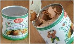 «Шоколадно-ореховый крем» - приготовления блюда - шаг 2