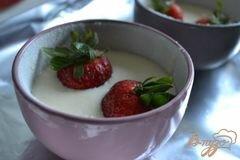 «Творожная запеканка с клубникой» - приготовления блюда - шаг 5