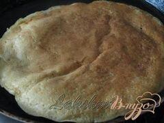 «Заварные блинчики» - приготовления блюда - шаг 5