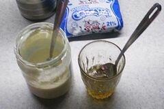 «торт «Радуга»» - приготовления блюда - шаг 2
