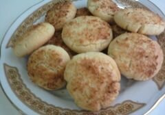 «Печенье в кокосовой панировке» - приготовления блюда - шаг 7
