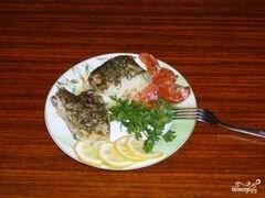 «Палтус в фольге» - приготовления блюда - шаг 5