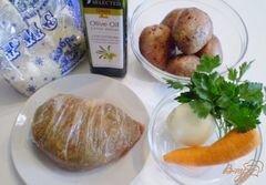«Рисовый суп с икрой карася» - приготовления блюда - шаг 1