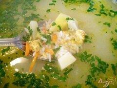 «Рисовый суп с икрой карася» - приготовления блюда - шаг 4