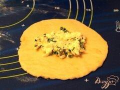 «Закрытые хачапури» - приготовления блюда - шаг 3