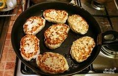 «Куриные котлеты с овощами» - приготовления блюда - шаг 5