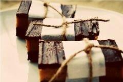 «Шоколадно-арахисовые пирожные» - приготовления блюда - шаг 15