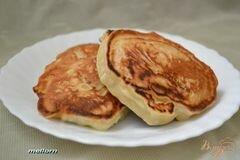 «Оладьи с дыней» - приготовления блюда - шаг 5