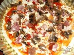 «Любимая пицца» - приготовления блюда - шаг 2