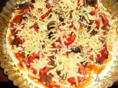 «Любимая пицца» - приготовления блюда - шаг 3
