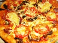 «Любимая пицца» - приготовления блюда - шаг 4