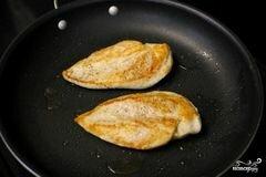 «Паста с курицей и овощами» - приготовления блюда - шаг 2