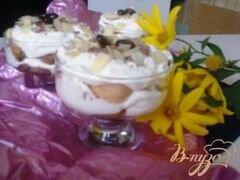 «Десерт «А-ля Тирамису».» - приготовления блюда - шаг 2