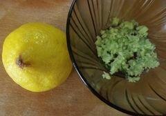 «Салат с огуречным соусом» - приготовления блюда - шаг 6