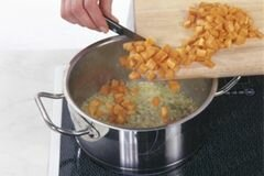 «Суп из моркови и имбиря» - приготовления блюда - шаг 3