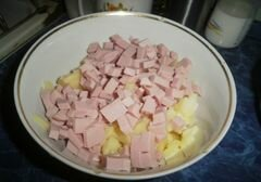 «Горошек обычный» - приготовления блюда - шаг 1