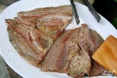 «Тилапия на гриле» - приготовления блюда - шаг 3