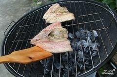 «Тилапия на гриле» - приготовления блюда - шаг 4
