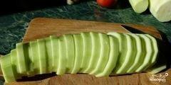 «Мусака с кабачками» - приготовления блюда - шаг 1