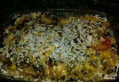 «Мусака с кабачками» - приготовления блюда - шаг 8