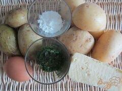 Картофельные гнезда, пошаговый рецепт с фото