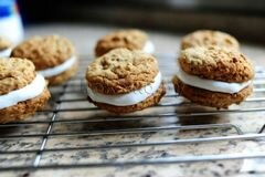 «Овсяное печенье» - приготовления блюда - шаг 13
