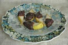 «Груши в шоколаде» - приготовления блюда - шаг 4