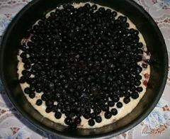 «Черничный торт» - приготовления блюда - шаг 3