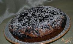 «Черничный торт» - приготовления блюда - шаг 4